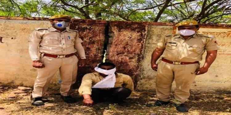 APRADH: दो पहले गिरफ्तार, अब रतनगढ़ का मोहनदास भी धराया, मामला राजस्थान के जावदा थाने में पकड़ाये डोडाचूरा का-