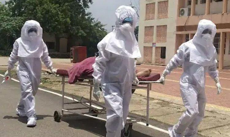 MP CORONA UPDATE :  मध्य प्रदेश में कोरोना बेकाबू, 3 हजार से ज्यादा नए संक्रमित, सबसे ज्यादा संख्या इन शहरों में, एक महीने में 7 गुना बढ़ोतरी, सीएम शिवराज इस तरह करेंगे अपील, पढ़े खबर