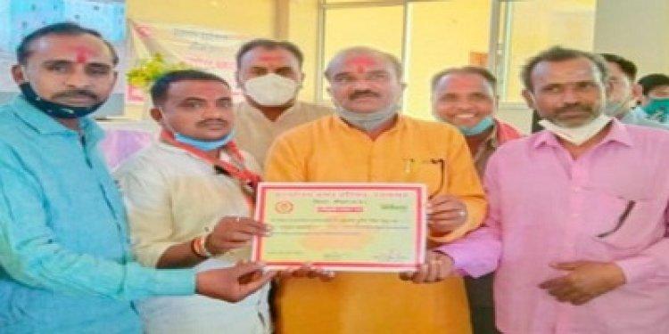 NEWS: रतनगढ़ में कार्यक्रम का आयोजन, कैबिनेट मंत्री ओमप्रकाश सखलेचा की मौजूदगी में 106 हितग्राहियों को किया प्रधानमंत्री आवास की राशि का भुगतान, पढ़े खबर